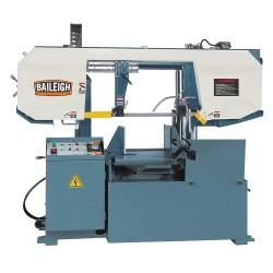 Baileigh Industrial - BS-360SA - 5 HP Horizontal Band Saw, Voltage: 220, Max. Blade Length: 192-1/8