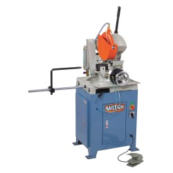 Baileigh Industrial - CS-355M - 5.5 HP Cold Saw, 14 Blade Dia., 1 Arbor Size