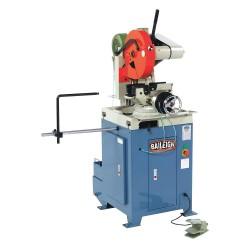Baileigh Industrial - CS-355SA - 5.5 HP Cold Saw, 14 Blade Dia., 1 Arbor Size