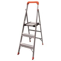 Little Giant - 15284-001 - Fiberglass Platform Stepladder, 4 ft. Ladder Height, 1 ft. 11 Platform Height, 375 lb.