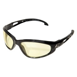 Wolf Peak - SW112VS - Dakura Vapor Shield Anti-Fog, Scratch-Resistant Safety Glasses, Yellow Lens Color