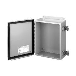 Bell & Gossett - A1210CHQR - 12.00 x 10.00 x 5.00 Carbon Steel Junction Box Enclosure