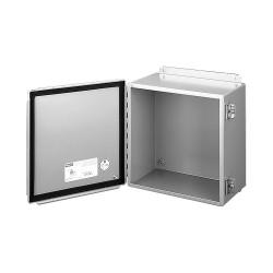Bell & Gossett - A1008CH - 10.00 x 8.00 x 4.00 Carbon Steel Junction Box Enclosure