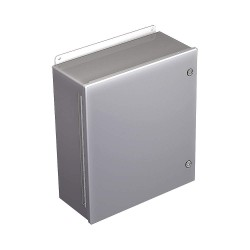 Bell & Gossett - A1210CHFL - 12.00 x 10.00 x 5.00 Carbon Steel Junction Box Enclosure