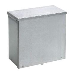 Bell & Gossett - A12R126GV - 12.00 x 12.00 x 6.00 Carbon Steel Enclosure