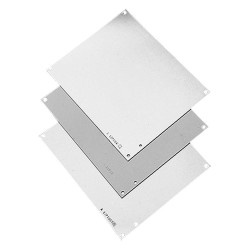 Bell & Gossett - A10P10 - Interior Panel, Steel, White Finish, For Use With: Junction Boxes