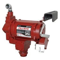Fill-Rite - FR310VN - Fill-Rite FR310VN 32 GPM 115/230-Volt AC 1-Inch Super High Flow Pump