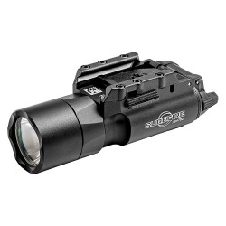 SureFire - X300U-A - Weapon Mounted Flashlight, LED, 500 lm, Blk