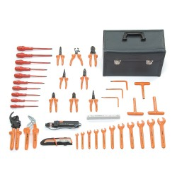 Facom - FC-2184C.VSE - Insulated Tool Set, Number of Pieces: 39