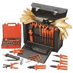Facom - FC-2187C.VSE - 41pc Tool Set Se 1000v