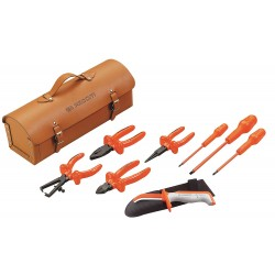 Facom - FC-2180B.VSE - Insulated Tool Set, Number of Pieces: 9