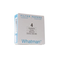 Whatman / GE Healthcare - 1004-047 - Qualitative Fltr Paper, CFP4, 4.7cm, PK100