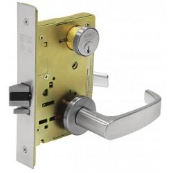 Sargent Manufacturing - 8204 LNL 26D - Lever Lockset, Mechanical, Storeroom