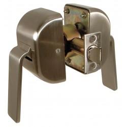 Macsim - 1PDN/32D - Push/Pull Lever Lockset, Lever, Passage
