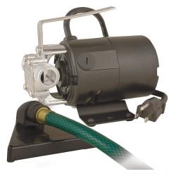 Zoeller - 023817 - 1/12 HP Cast Aluminum Utility Pump, Intermittent