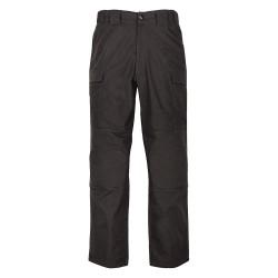 5.11 Tactical - 74004 - Twill TDU Pants. Size: XS, Fits Waist Size: 23-1/2 to 27, Inseam: L, Black