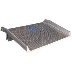 Bluff - 10ATD7248 - 48L x 72W Aluminum Dock Board; Load Capacity: 10, 000 lb.