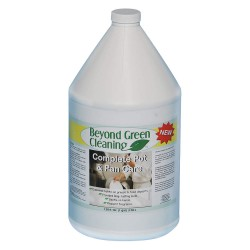 Beyond Green - 6701-004 - Liquid Dishwashing Detergent, 1 gal. Bottle, 4 PK