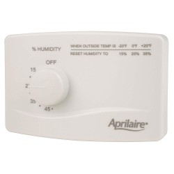 Aprilaire - 4655 - Manual Humidifier Control