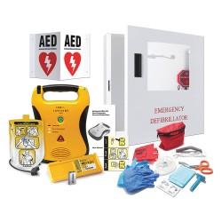 Defibtech - CCF-A013EN - AED Strter Kit, Shlf Life 5yr, 3yr PrgmMgt