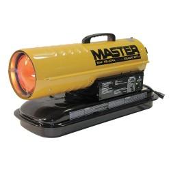 Master Caster - MH-45-KFA - Kerosene Forced Air Heater, 5.0 gal., 0.35 gph, BtuH Output 45, 000, 1100 sq. ft.
