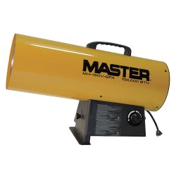 Master Caster - MH-150V-GFA - 25-39/64 x 9-7/64 x 15 Forced Air Heater with 3800 sq. ft. Heating Area