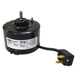 Fasco - D1109 - 1/100 HP, HVAC Motor, Shaded Pole, 1550 Nameplate RPM, 115 Voltage, Frame 3.3