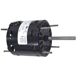 Fasco - D0396 - 1/20 HP, HVAC Motor, Shaded Pole, 1450 Nameplate RPM, 208-230 Voltage, Frame 3.3