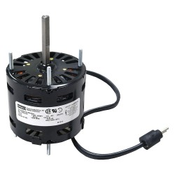 Fasco - D1101 - 1/20 HP, HVAC Motor, Shaded Pole, 1500 Nameplate RPM, 115 Voltage, Frame 3.3