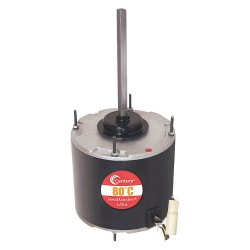 A.O. Smith - FEH1036SU - 1/3 HP Condenser Fan Motor, Permanent Split Capacitor, 1075 Nameplate RPM, 460 Voltage, Frame 48