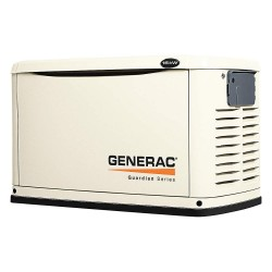 Generac - 6459 - Generac 6459 16kW 16, 000-Watt Air-Cooled Standby Generator Enclosure - 6459