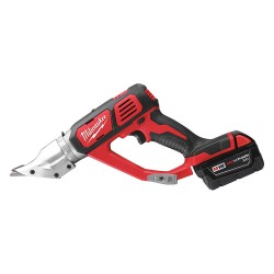 Milwaukee Electric Tool - 2635-22 - M18 Cordless 18 Gauge Double Cut Shear - Kit
