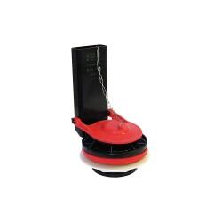 Kissler - 1024385 - Flush Valve Kit, Black, For Use With Cimarron Toilets Class 5
