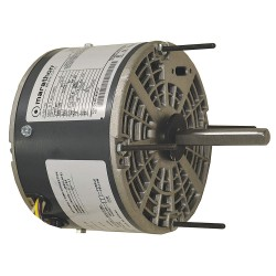 Marathon Electric / Regal Beloit - 048A11O885 - 1/4 HP Direct Drive Blower Motor, Permanent Split Capacitor, 1075 Nameplate RPM, 208-230 Voltage