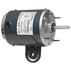 Marathon Electric / Regal Beloit - 048A11T2024 - 1/4 HP Pedestal Fan Motor, Permanent Split Capacitor, 1100 Nameplate RPM, 115 Voltage, Frame 48Y