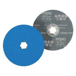 Pferd - 61951 - PFERD 61951 CC Grinding Wheel; 5 Inch, Ceramic