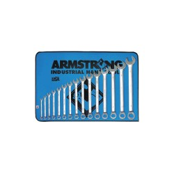 Armstrong Tools - 25-681 - Set Wr Comb 15Pc Satin