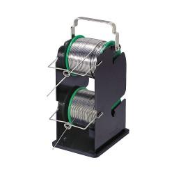 Hakko - 611-2 - Solder Reel Stand, Black, Dual Spool