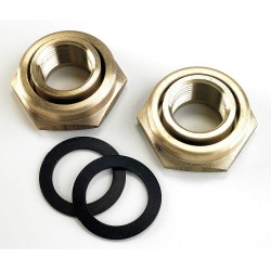 Armstrong International - LF 3/4' FNPT UNION HARDWARE KIT - FNPT Union Kit Includes Unions, and (2) Gaskets