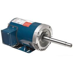 Marathon Electric / Regal Beloit - 215TTDW4012 - 15 HP Close-Coupled Pump Motor, 3-Phase, 3510 Nameplate RPM, 575 Voltage, 215JP