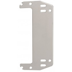 Autonics - BK-BWPK-L - Right Angle Mounting Bracket, For Use With Autonics BWPK25-05 and BWPK25-05P Photoelectric Sensors