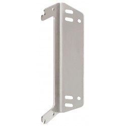 Autonics - BK-BWPK-ST - Straight Mounting Bracket, For Use With Autonics BWPK25-05 and BWPK25-05P Photoelectric Sensors