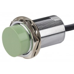 Autonics - CR30-15AC - Capacitive Proximity Sensor, CR Series, M30, 15 mm, Normally Closed, 100 Vac to 240 Vac