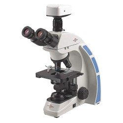 Accu-Scope - 3001-LED - Microscope, 15-13/64in.Hx7-3/4in, 15lb.