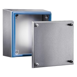 Rittal - 1671600 - 6.00 x 6.00 x 5.00 304 Stainless Steel Enclosure