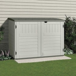 Suncast - BMS4700 - Outdoor Storage Shed, 70-1/2inWx44-1/4inD