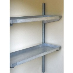 Justrite - 915101 - Shelving Kit, For Use With Only 2 or 4 Drum Lockers Without Explosion Relief Panels