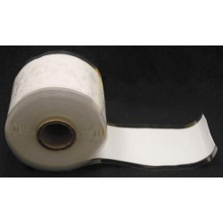 Er Tape - GL20W676BI - 1W Silicone Rubber Self-Fusing Tape, White, 144 Length