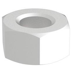 Tennsco - SA-NUT - Nut, 5/16 In., 18 Thrd., Zinc Plated