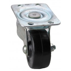 Other - 01RN02041S004G - 2 Light-Duty Swivel Plate Caster, 150 lb. Load Rating